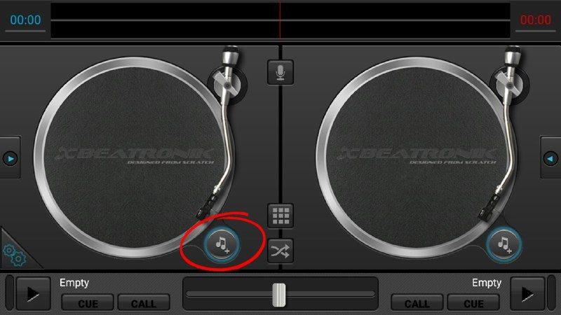 loop effetti di dj studio 5