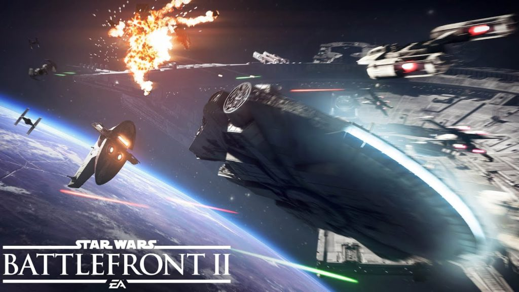 Star Wars Battlefront 2 Beta copertina
