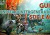 Guida agli stili e alle arti di Monster Hunter Generations