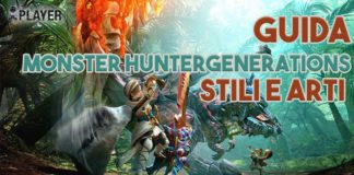 Guida agli stili e alle arti di Monster Hunter Generations