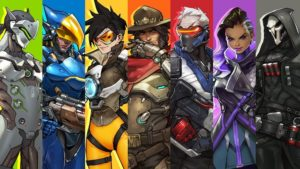 Overwatch roster eroi