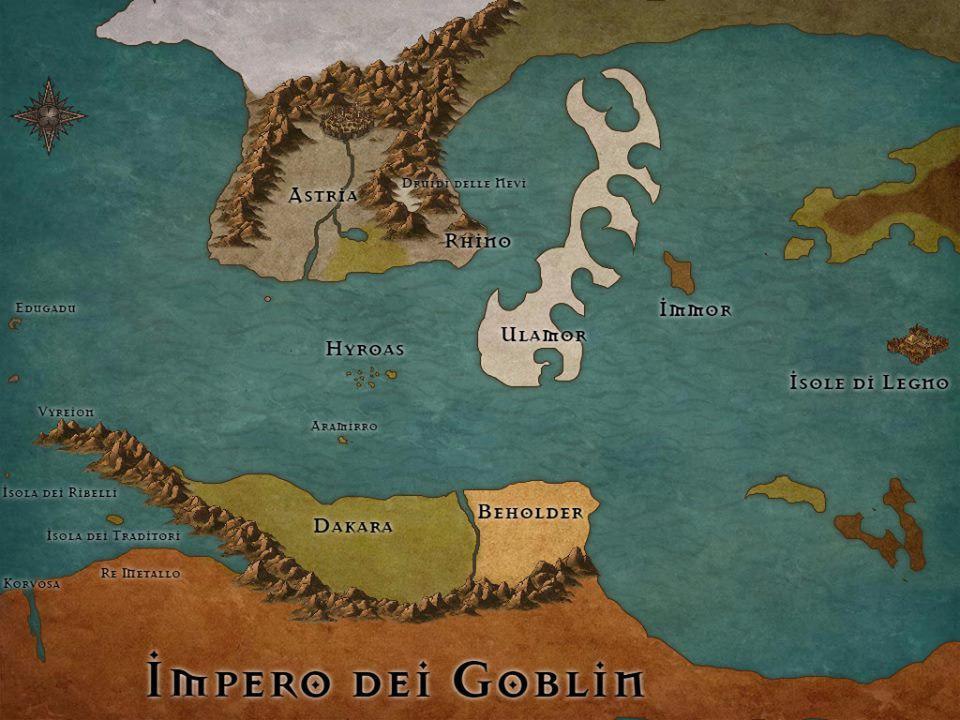 mappa astria