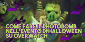 Come fare il photobomb nell'evento di Halloween su Overwatch