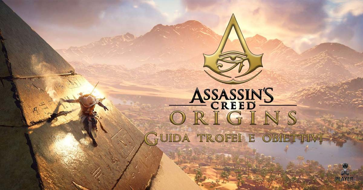 assassin's creed origins guida