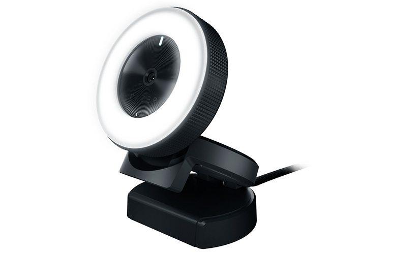 razer kiyo webcam streaming