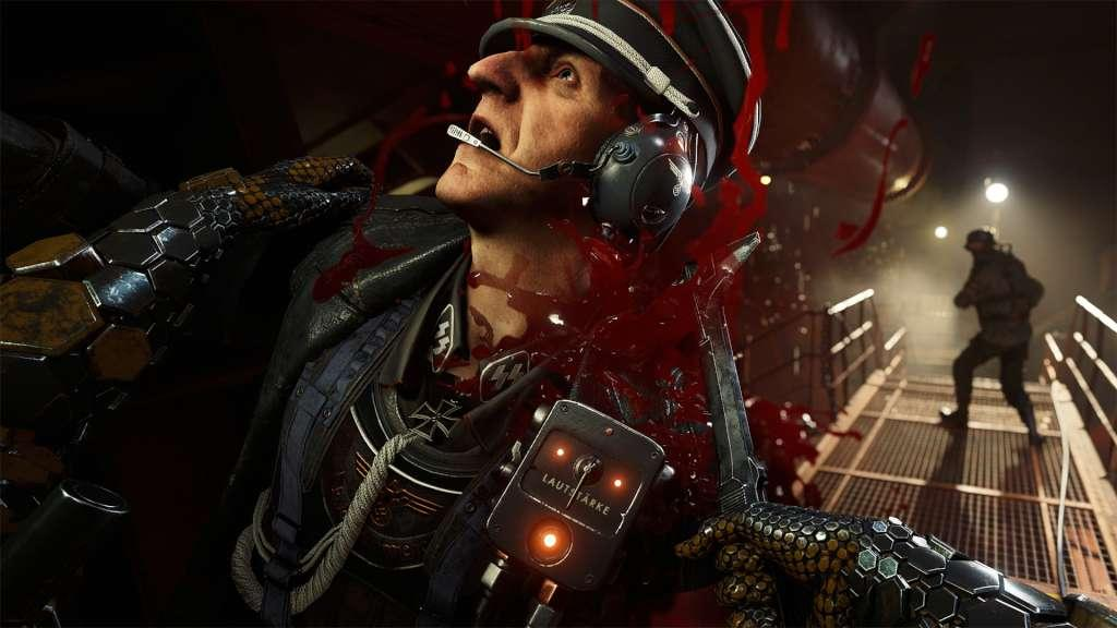 Wolfenstein 2 Gunplay