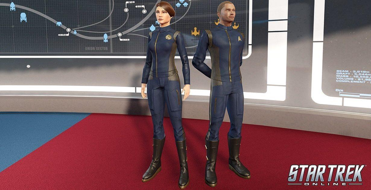 Star trek online stagione 14 in arrivo a met novembre su console - Star trek online console ...