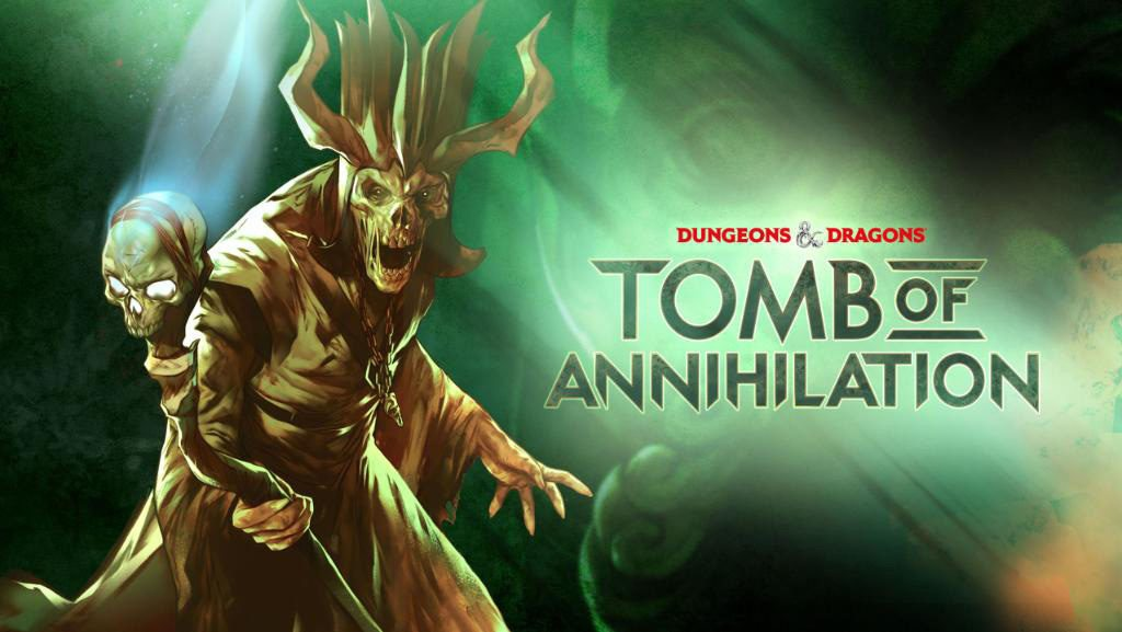 D&D 5 Tomb of Annihilation
