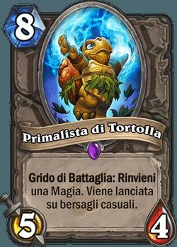 tortolla hearthstone