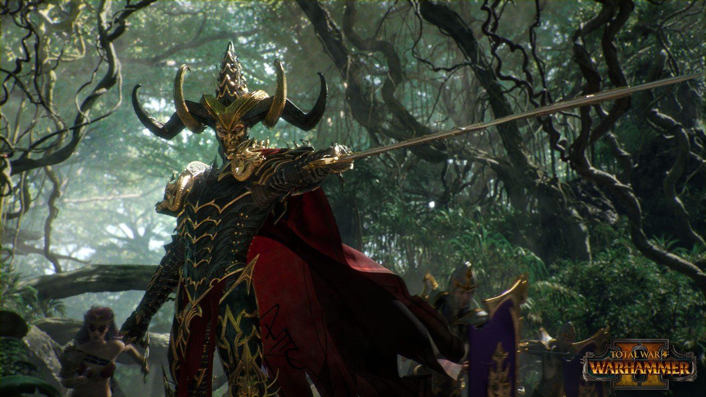 Elfi oscuri warhammer 2 total war