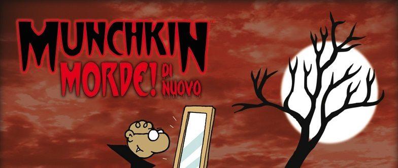 Giochi da Tavolo Horror Munchkin