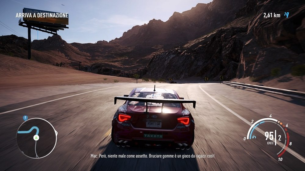 need for speed payback grafica