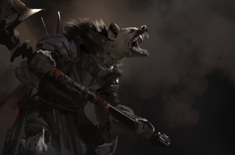 gnoll D&D dungeons and dragons