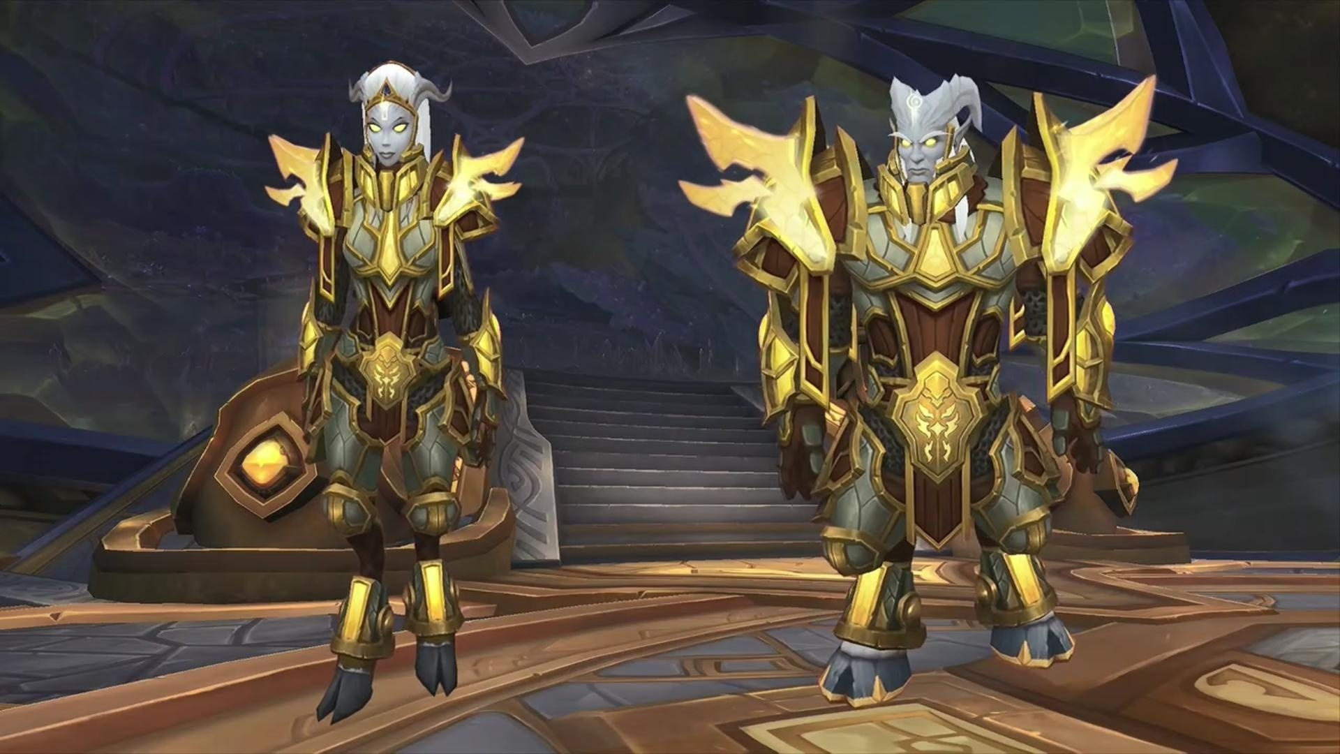 Lightforged Draenei