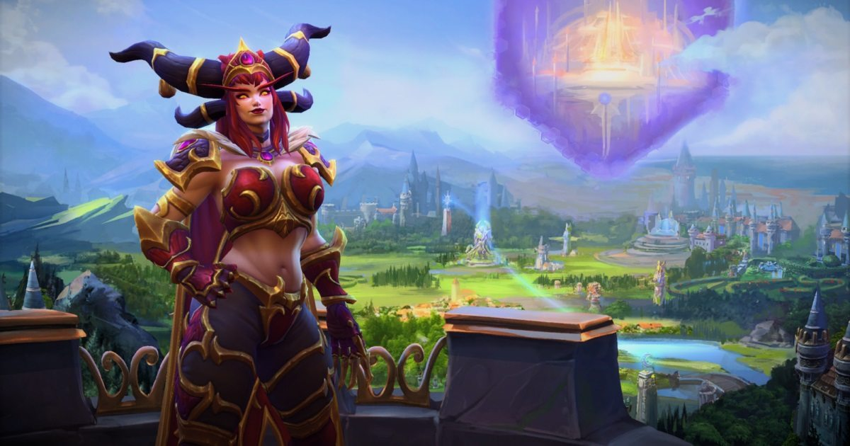 Alexstrasza Heroes of the Storm