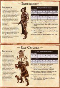 Warhammer carriere