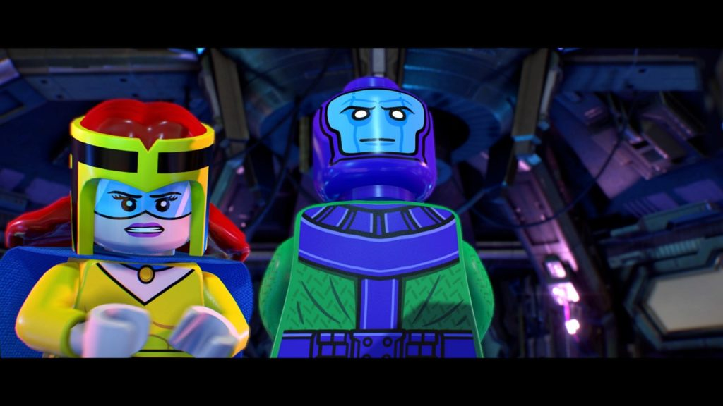 Lego marvel super heroes 2 cattivo