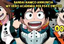my hero academia ps4