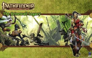 Pathfinder - Adventure Path