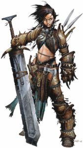 Pathfinder - Barbaro