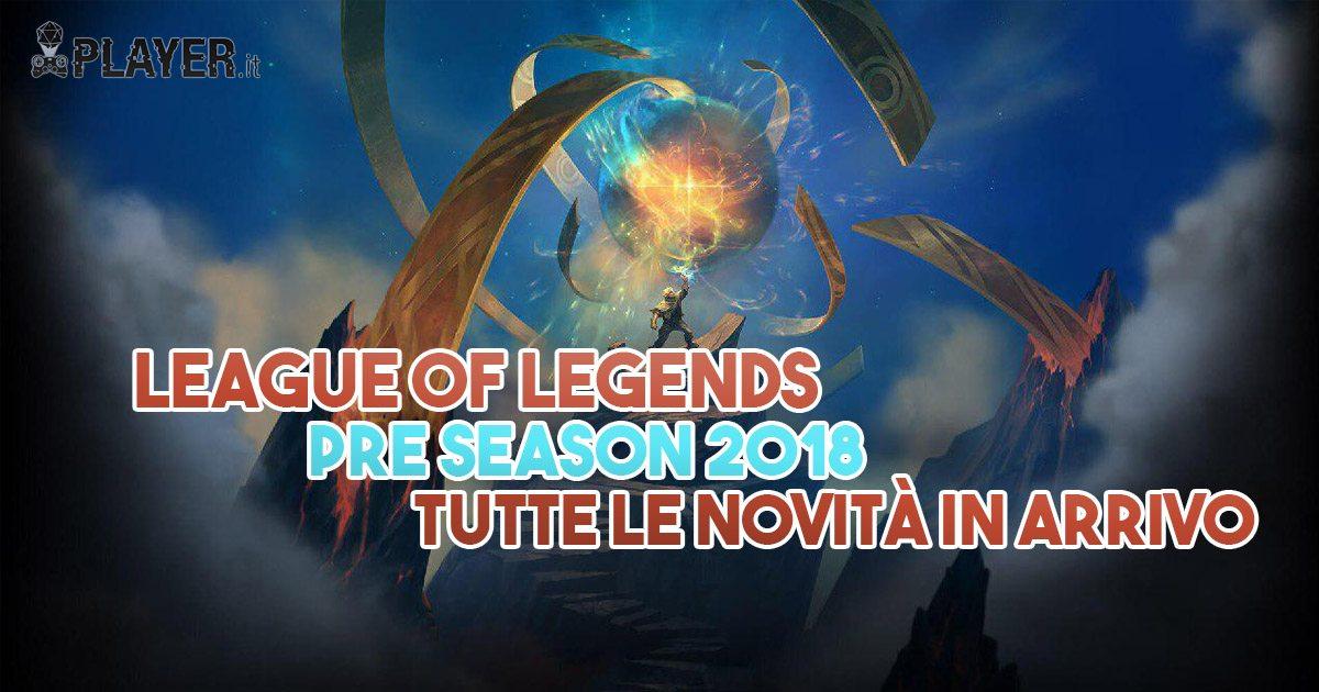 Pre Season LoL S8 Rune Rework