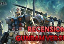 Recensione Gundam Versus