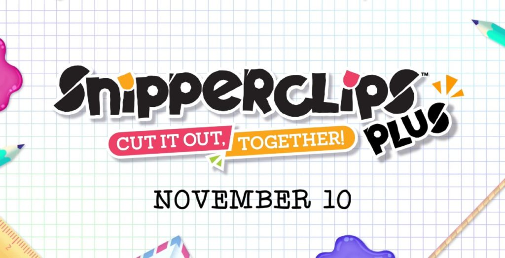 Snipperclips Plus Trailer