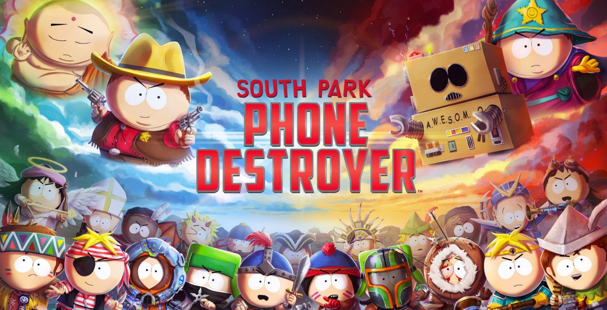 South Park Phone Destoyer
