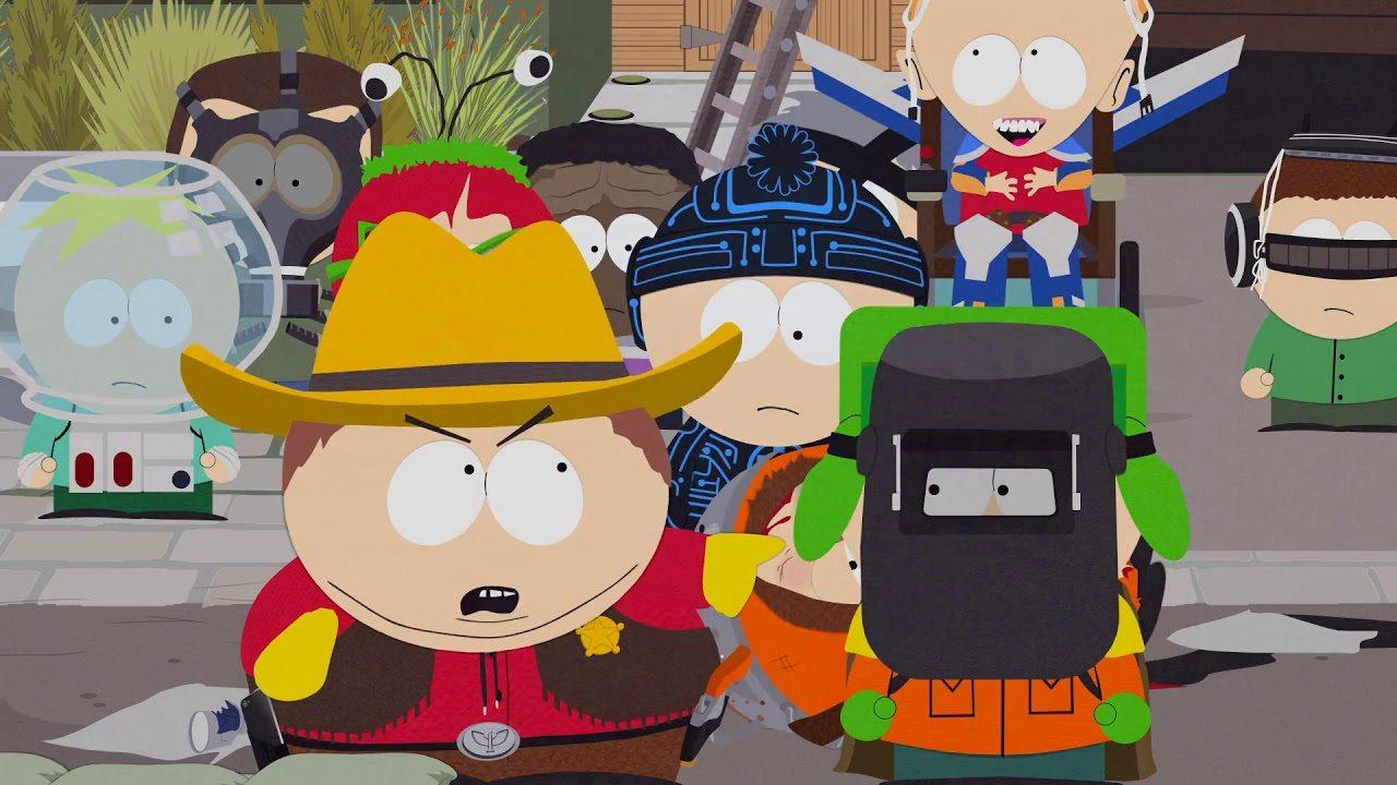 South Park Phone Destroyer cutscene