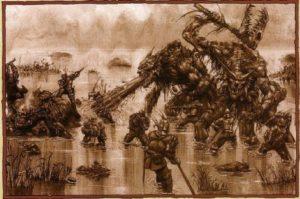 Warhammer Troll