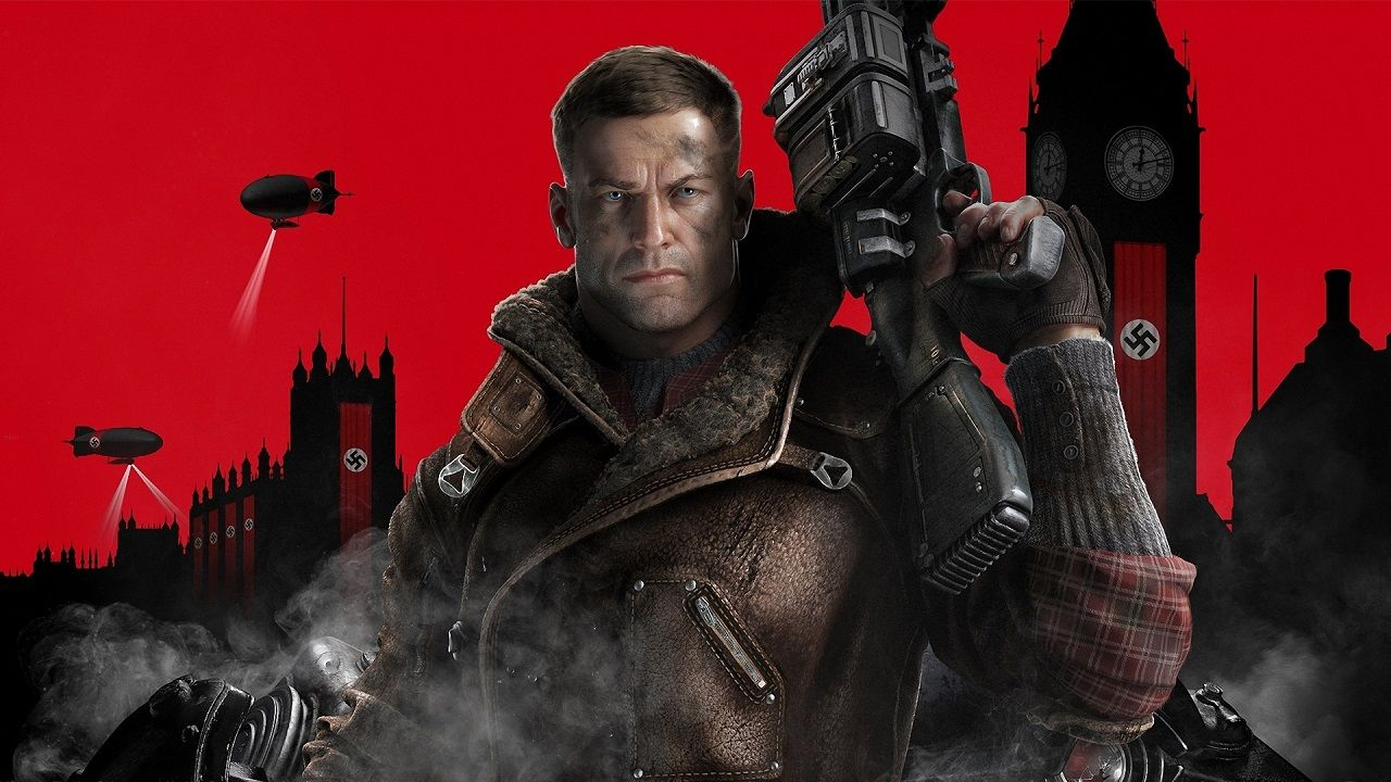 Wolfenstein Xbox One