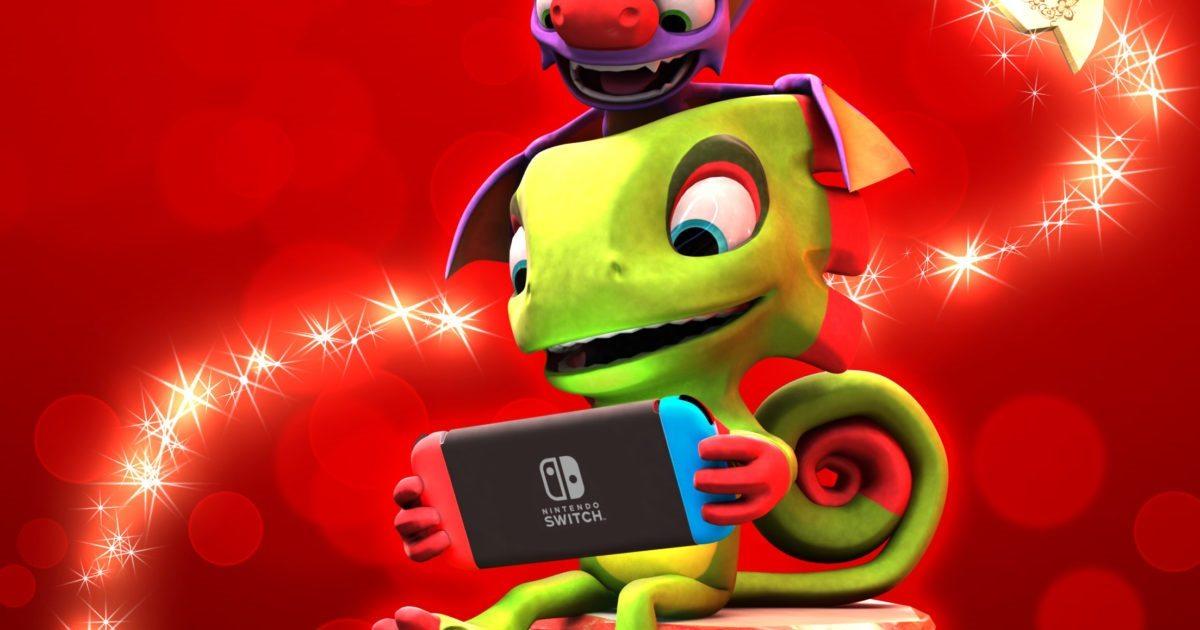 Yokaa-Laylee in arrivo su Nintendo Switch