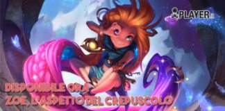 Zoe - Lol - League of Legends - rilasciata - disponibile - release - date - s8 - zoe - guida - guide