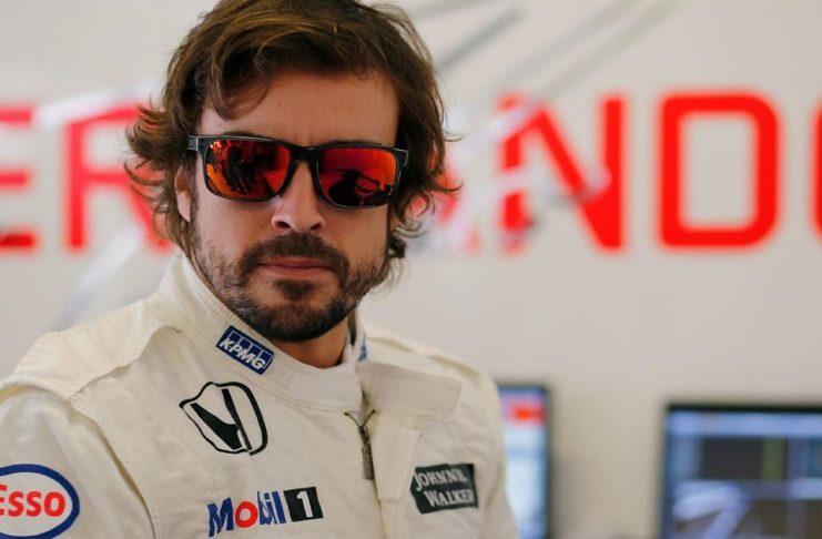 fernando alonso team esports F1