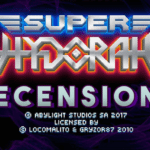 Super Hydorah Cover