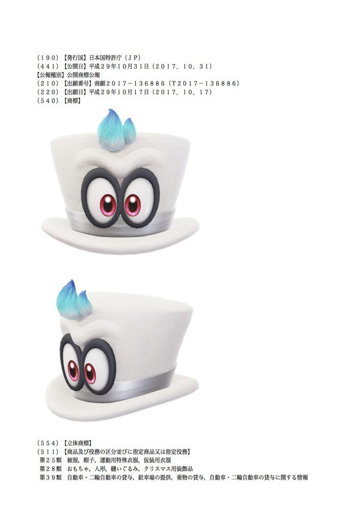 Cappy Trademark