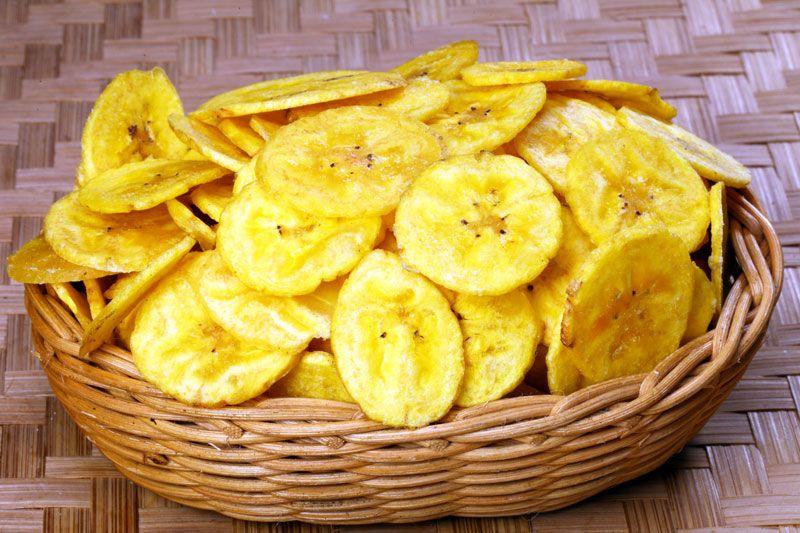 banana fritta gioco di ruolo snack