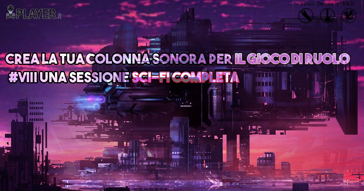 colonna sonora sci-fi soundtrack sci-fi