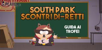 south park guida trofei