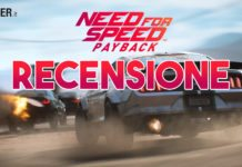 need for speed payback recensione
