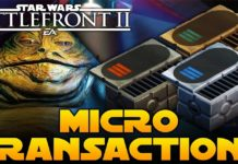 battlefront II retroscena