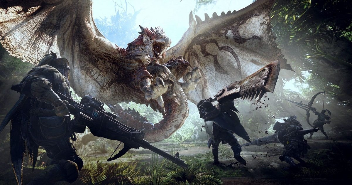 monster hunter world microtransazioni