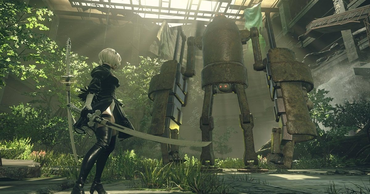 Square Enix annuncia la lavorazione di un nuovo Nier