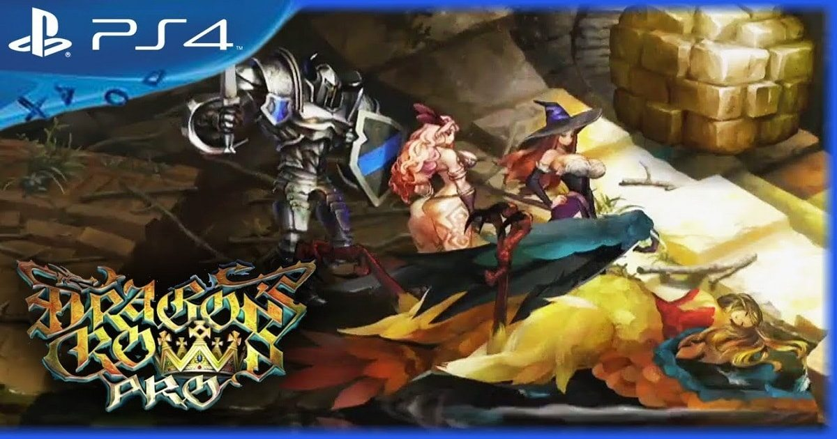 dragon's crown pro trailer