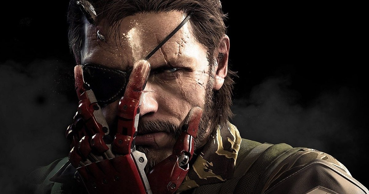 mgs v ps4 pro