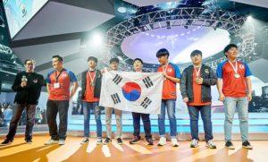 corea del sud esports