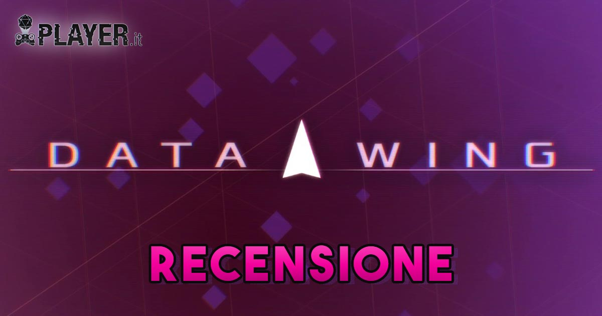 Data wing recensione review