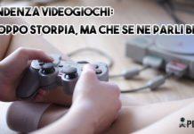 dipendenza videogiochi