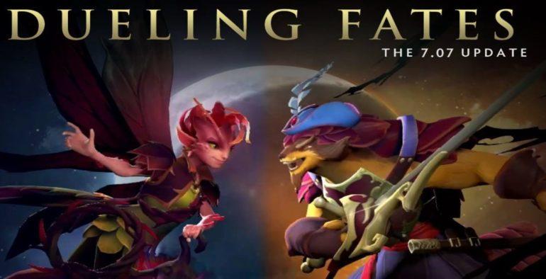 dota 2 duelling fates update