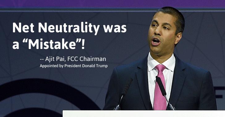 Aijit pai net neutrality